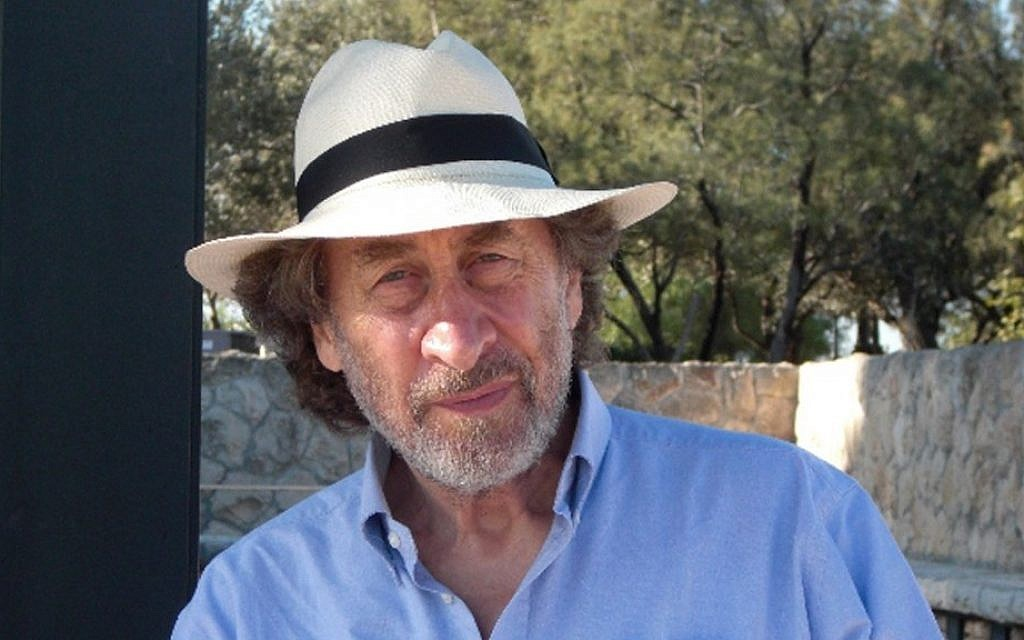 Author Howard Jacobson, friend to Shylock. (photo credit: Courtesy)