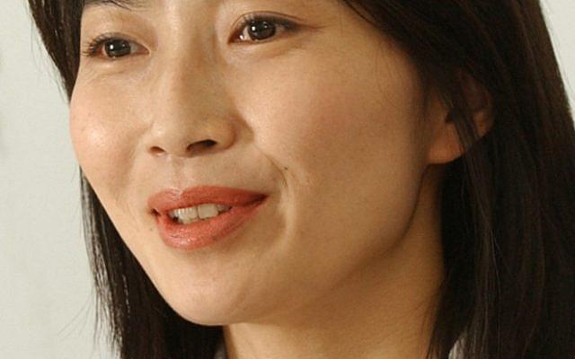 Japanese journalist Mika Yamamoto (Kyodo News/AP)