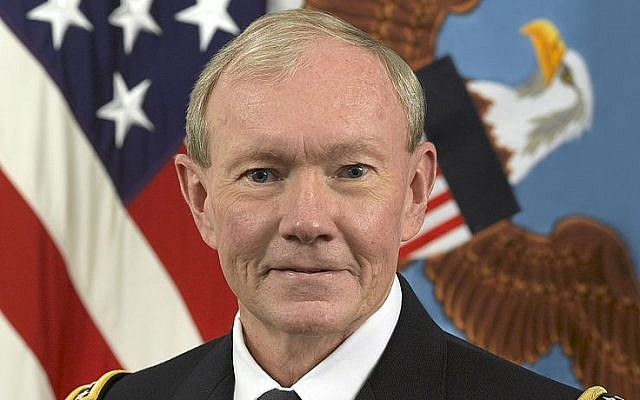 Martin Dempsey (photo credit: Wikimedia Commons)