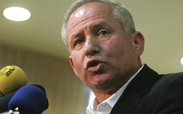 Likud Knesset member Avi Dichter (AP/File)