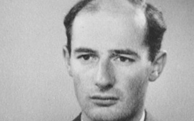 Raoul Wallenberg (Wikimedia Commons)