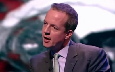 Conservative Party MP Nick Boles (photo credit: screen capture, YouTube)