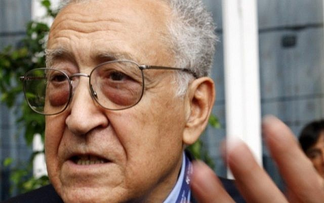 Lakhdar Brahimi will succeed Kofi Annan as the UN-Arab League special envoy to Syria. A former Algerian foreign minister, he has worked in Afghanistan, Iraq, and Lebanon.