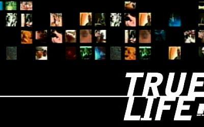 The logo for MTV's 'True Life.'