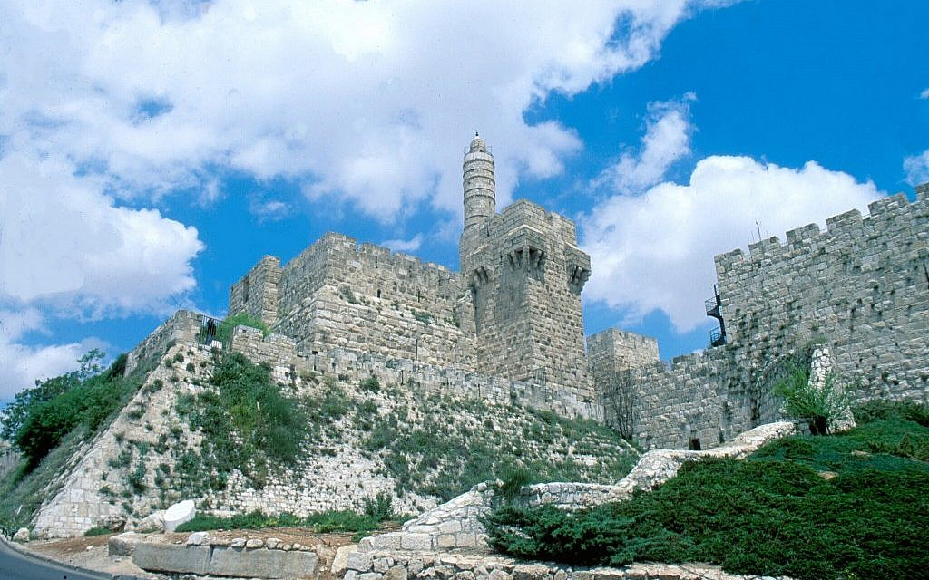 The Tower of David. (Photo credit: Shmuel Bar-Am)