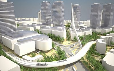 A simulation of the approved plan. (Courtesy Farhi Zafrir Architects)