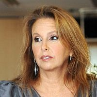 Shari Arison (photo credit: Yossi Zeliger/Flash90)
