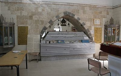 The other Rachel's tomb (photo credit: Shmuel Bar-Am)