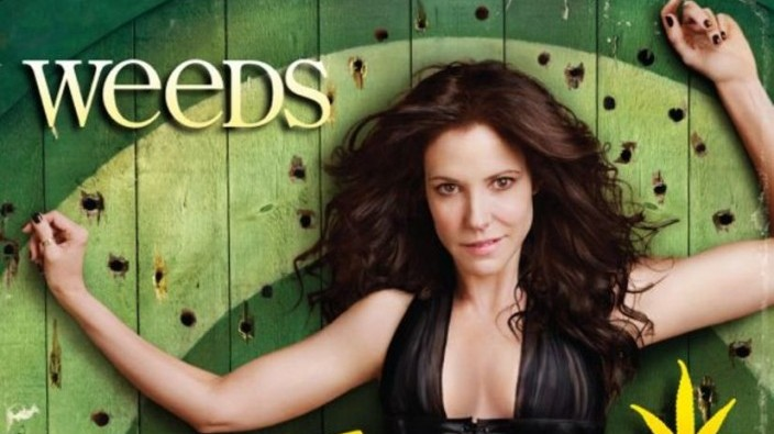 Mary-Louise Parker in Weeds (photo credit: Showtime)