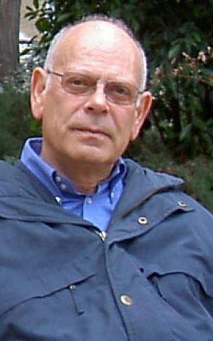 Professor Uzi Even (Photo credit: Wikimedia Commons)