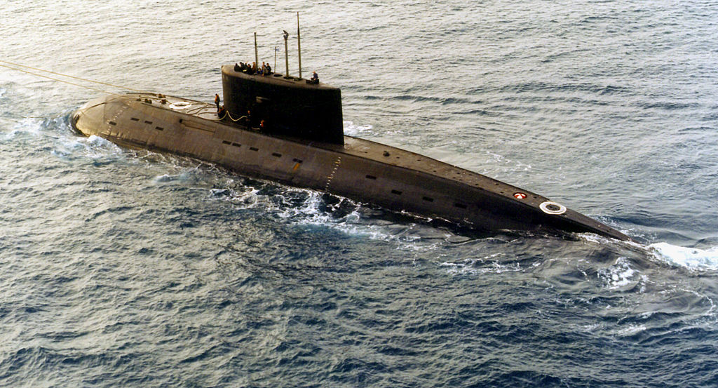 Iran says it\'ll deploy first locally built submarine | The Times of ...