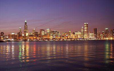 Chicago skyline (photo credit: CC BY SA Nimesh M/Flikr)