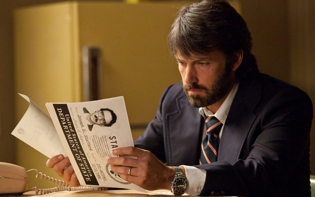 "Ben Affleck in ""Argo"" (Courtesy Warner Bros.)"