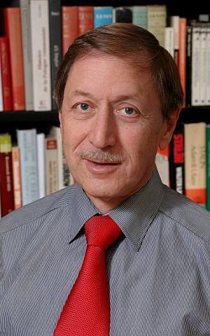 Bernard Wasserstein (photo credit: courtesy)