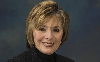 Senator Barbara Boxer (photo credit: courtesy)