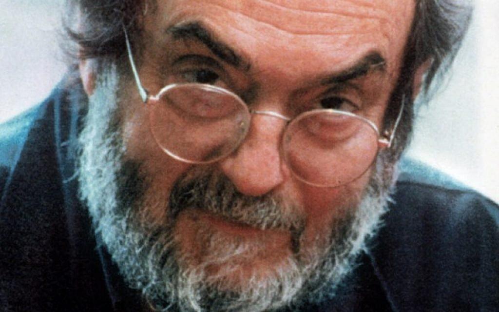 Stanley Kubrick at Toronto International Film Festival. (photo credit: AP/ Warner Bros)