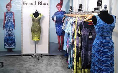 Frau Blau's Coterie Booth (Courtesy Frau Blau)