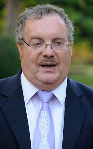 Science and Technology Minister Daniel Hershkowitz, 2011. (photo credit: Gili Yaari/Flash90)