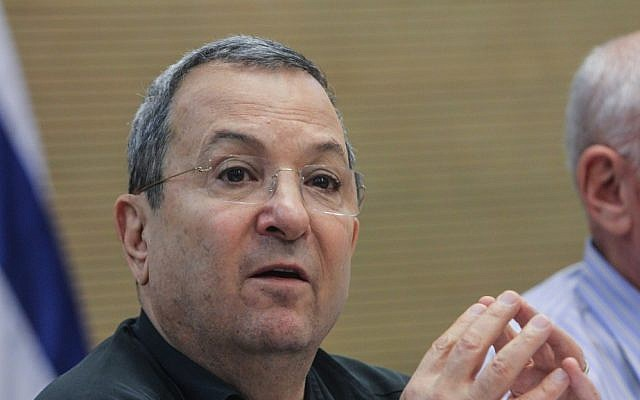 Defense Minister Ehud Barak (photo credit: Miriam Alster/Flash90)