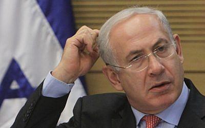 Prime Minister Benjamin Netanyahu (photo credit: Miriam Alster/Flash90)