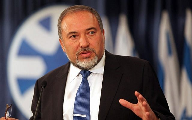Foreign Minister Avigdor Liberman (photo credit: Yossi Zamir/Flash90)