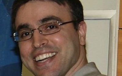 Professor Hossam Haick (Photo credit: Courtesy)