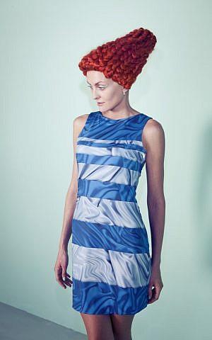 Another Atomic Mermaid dress from Frau Blau (Courtesy Frau Blau)