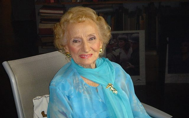 Ruth Gruber (photo credit: Wikimedia Commons)