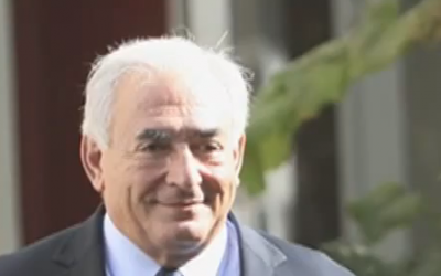 Dominique Strauss-Kahn (photo credit: screen capture, YouTube)