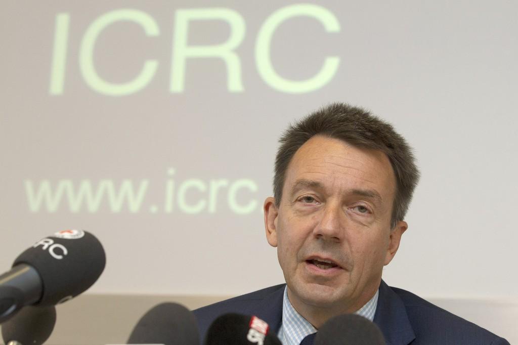 ICRC Head meets Hamas leader in Gaza