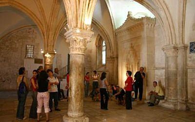 The Cenacle (photo: Courtesy)