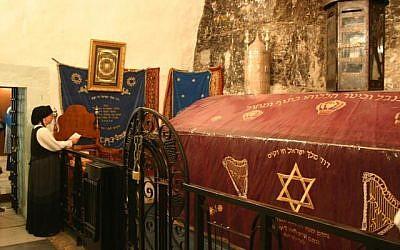 David's Tomb (photo credit: Shmuel Bar-Am)