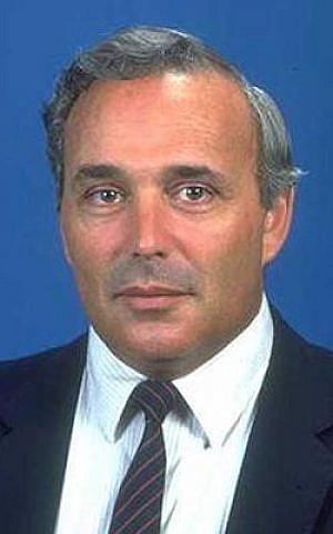 Gideon Gadot (photo credit: Knesset website)