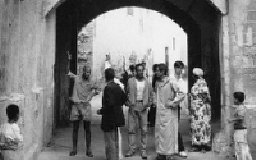 Amiel, El Jadida (photo credit: Isaiah Wyner, courtesy/Center for Jewish History)
