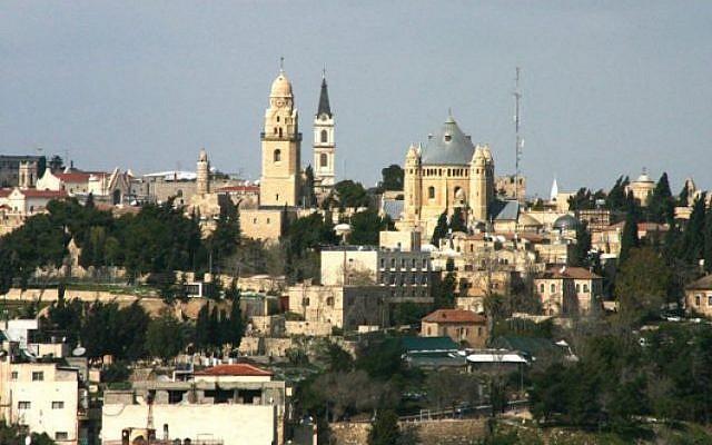 Mount Zion (photo credit: Shmuel Bar-Am)