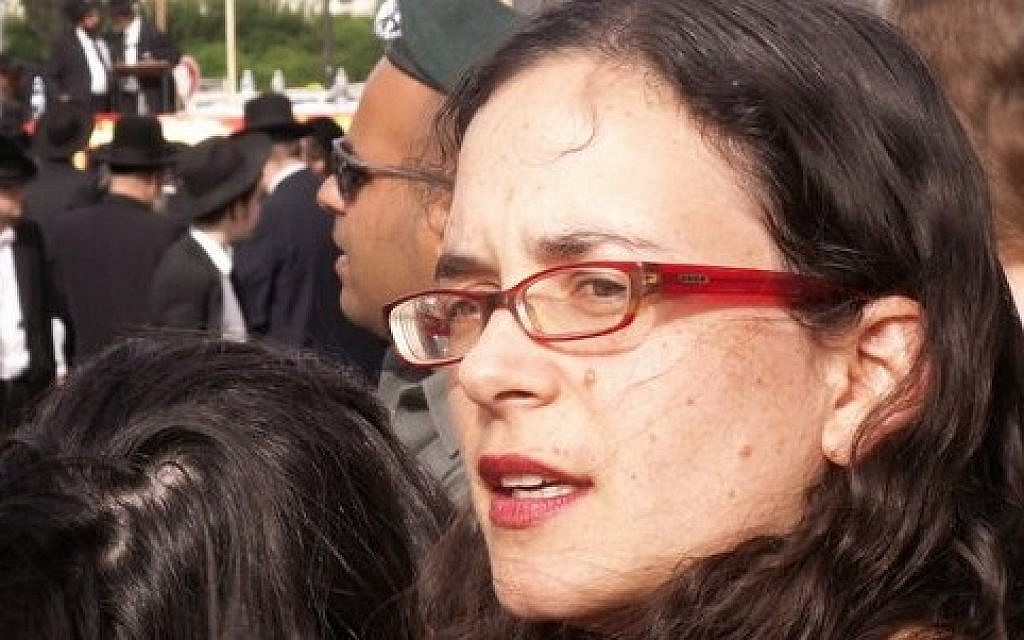 Councilwoman Rachel Azaria (Courtesy Rachel Azaria)
