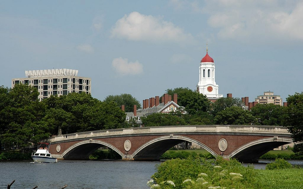 Dueling Rallies Focus On Bias Lawsuit Against Harvard