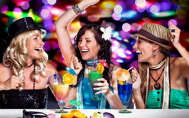 (party image via Shutterstock)