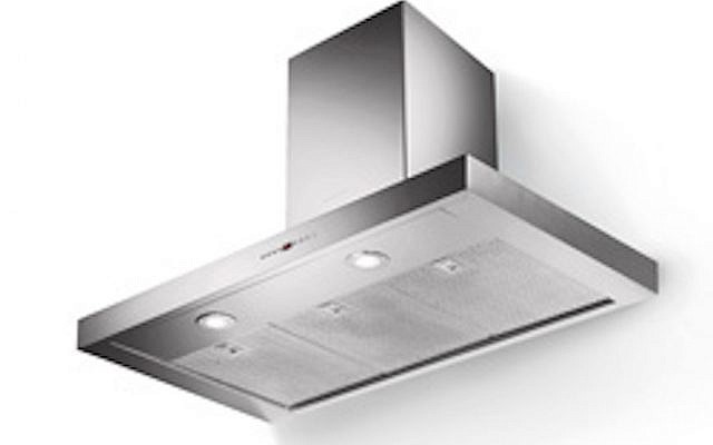 Faber's Sil-k Act hood, incorporating Silentium's noise reduction technology (Photo credit: Faber)