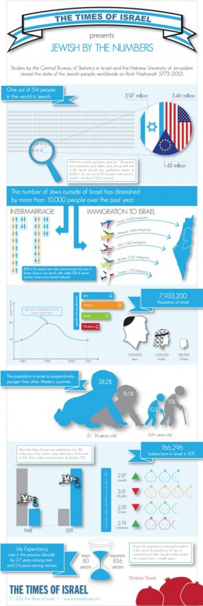 The Times of Israel infographic. Click on the image to view full-sized (PDF)