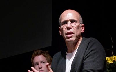 Jeffrey Katzenberg (photo credit: CC BY jeffrey95112, Flickr)