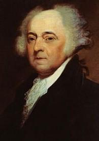 John Adams (photo credit: Wikimedia Commons)
