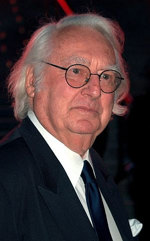 Richard Meier (photo credit: CC-BY-SA David Shankbone, Wikimedia Commons)