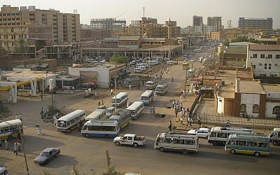 Central Khartoum (photo credit: CC BY, NZ Defence Force, Flickr)