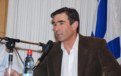 Tzedek Hevrati chairman Gad Haran (photo credit: courtesy via via a-m-i.org.il)