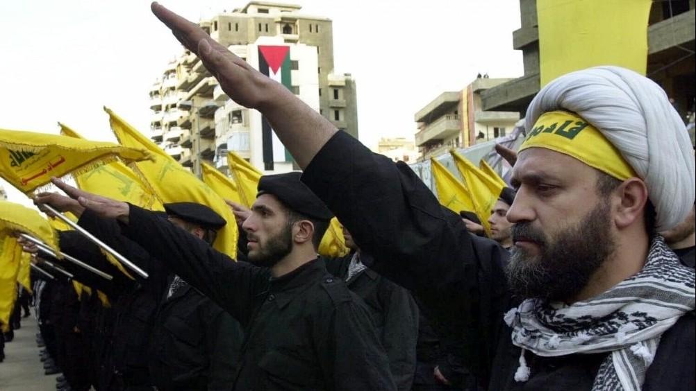 Risultato immagini per hezbollah nazi