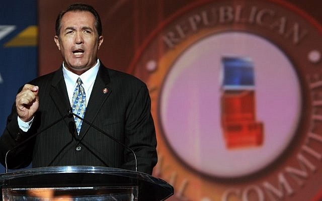 Rep. Trent Franks, R-Ariz., from the 2nd Congressional District. (photo credit: AP Photo/Ross D. Franklin)