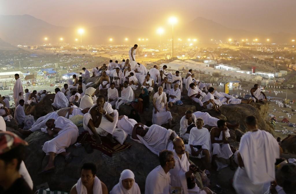 Muslims Begin Hajj Pilgrimage In Saudi Arabia The Times Of Israel