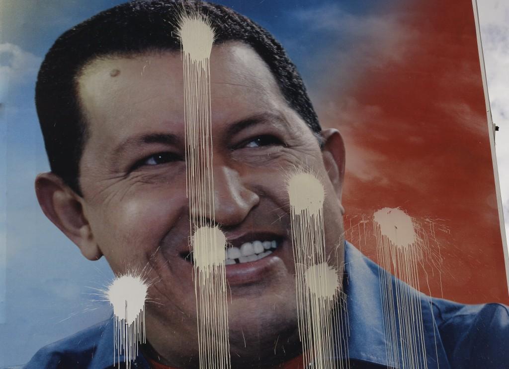 Distrust Rampant As Venezuelans Choose Between Chavez And Challenger Capriles The Times Of Israel