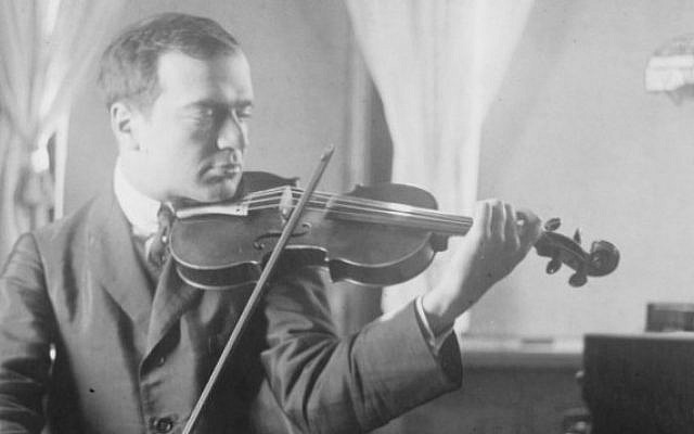Polish philharmonic named for Jewish virtuoso | The Times of Israel